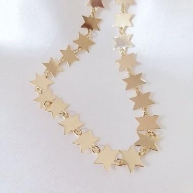 Chocker Estrelas
