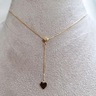 Gravatinha Mini Coração