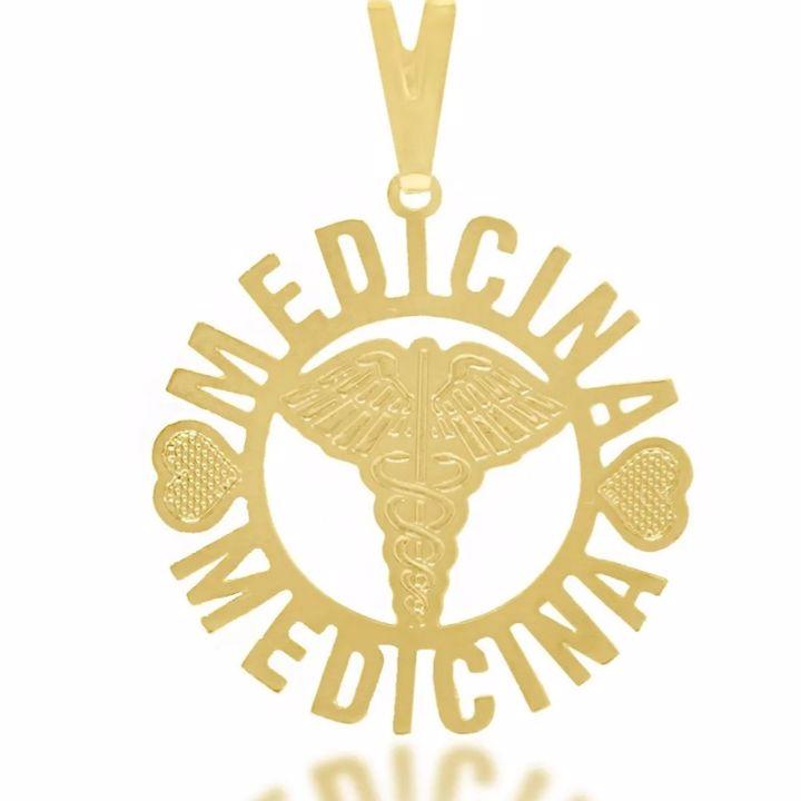 Pingente Profissões Medicina