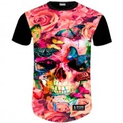 Camisa Estampada Caveira 09