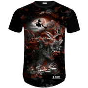 Camisa Estampada Caveira 13