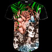 Camisa Estampada Caveira 23