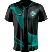 Camisa Estampada de Baseball