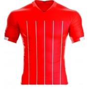 Camisa Estampada do Liverpool
