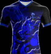 Camisa Estampada Dragão