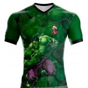 Camisa Estampada Hulk