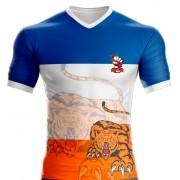 Camisa Estampada Tigre
