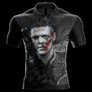 Camisa Estampada Vikings Ivar