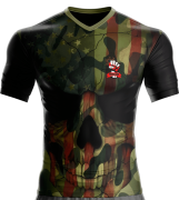 Camisa Estampada Caveira 01
