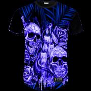 Camisa Estampada Caveira 19