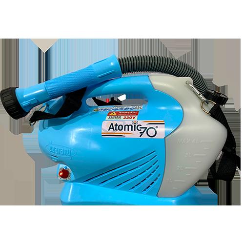 Nebulizador Atomizador Elétrico a Frio NAF - 4 litros