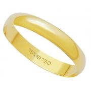 Aliança Ouro18K CPL 350 (1,81))