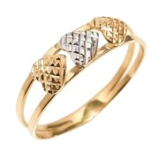Anel Ouro 18k 11624