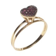 Anel Ouro 18k 5688ZV