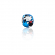 Berloque Prata Snoopy Formatura P05955-36