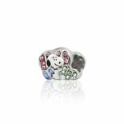 Berloque Prata Snoopy Sentado P05970-36