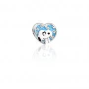 Berloque Prata Snoopy Sonhando P05954-36