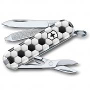 Canivete Classic Victorinox World of Soccer Edição Limitada 2020
