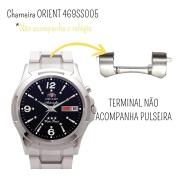Charneira Relógio Orient 469SS005