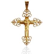 Crucifixo Ouro 18k 13393