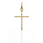 Crucifixo Ouro 18k 807807