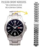 Pulseira Relógio Orient 469SS005