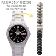 Pulseira Relógio Orient 469SS006