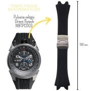 Pulseira Relógio Orient Flytech MBTPC003
