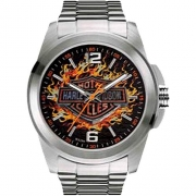 Relógio Bulova Harley Davidson WH30528T