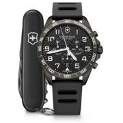 Relógio Masculino FieldForce Sport Chronograph Preto 241926.1