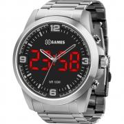 Relógio X-GAMES   XMSSA009P2SX