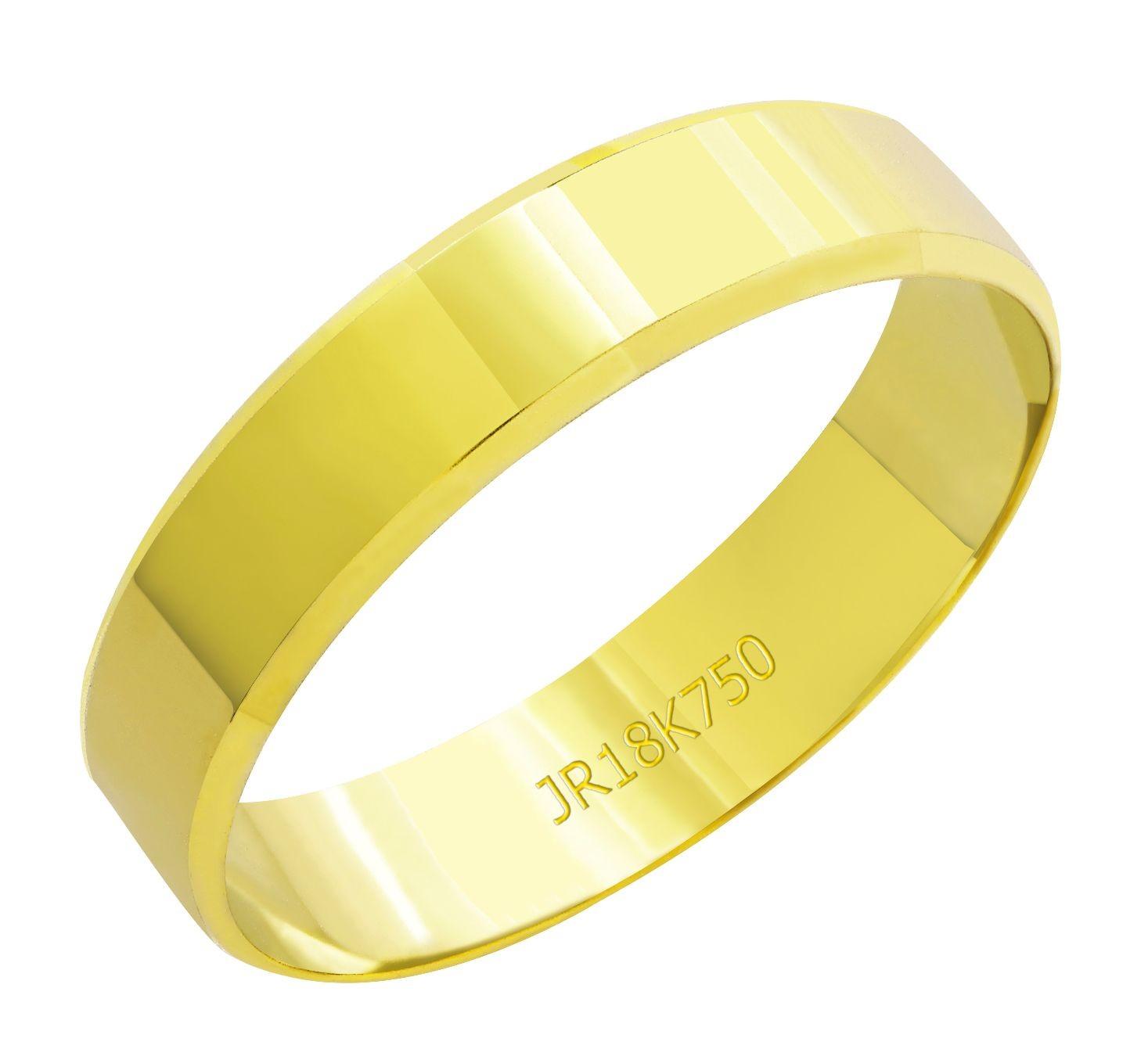 Aliança Ouro 18K A033 (2,97)