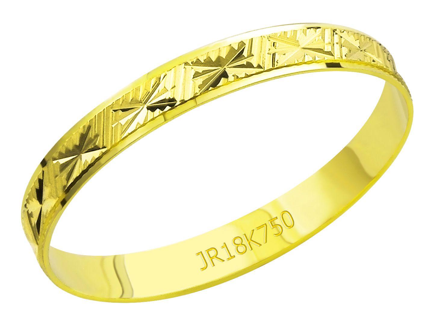 Aliança Ouro 18K A30F (1,10)