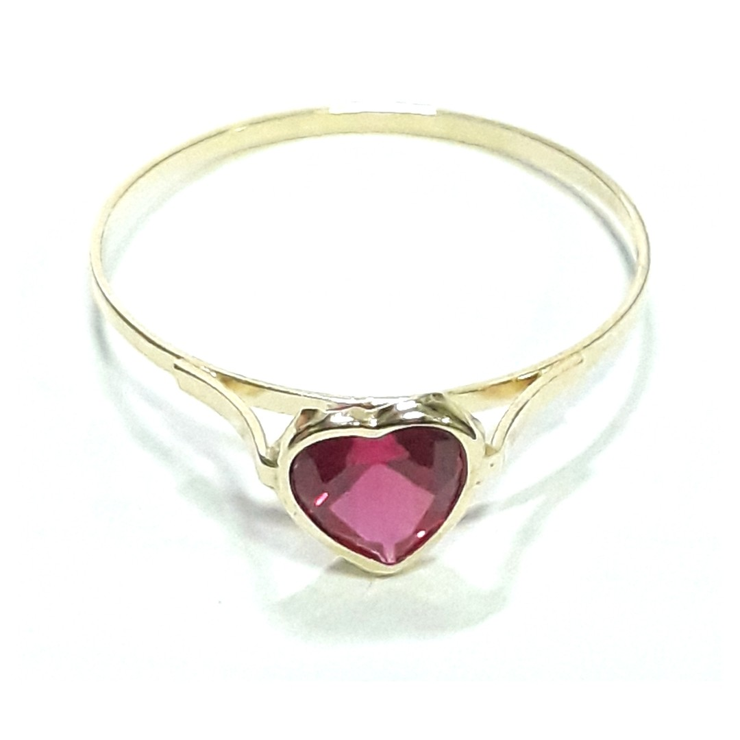 Anel Ouro 18k 10015-1