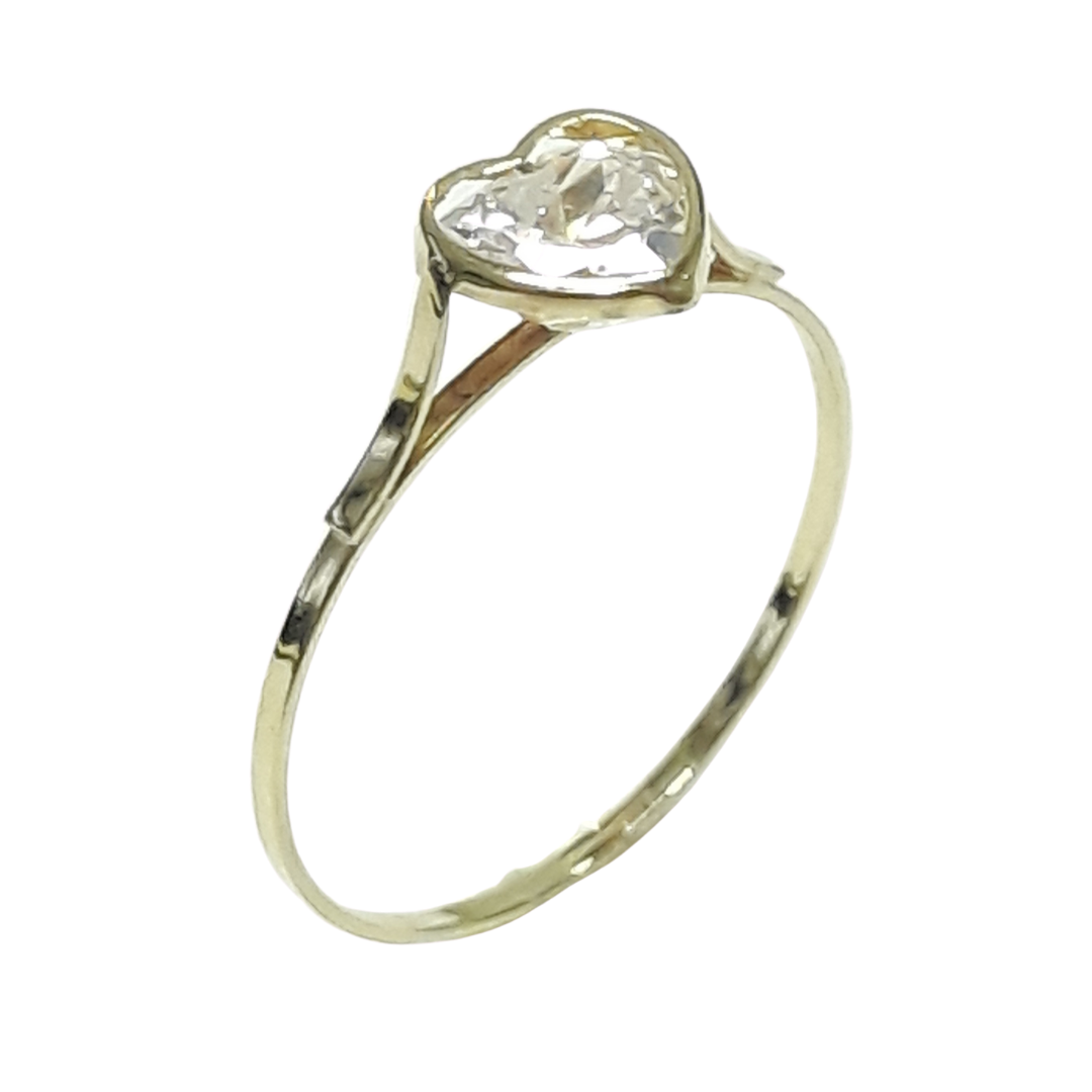 Anel Ouro 18k 10015-3