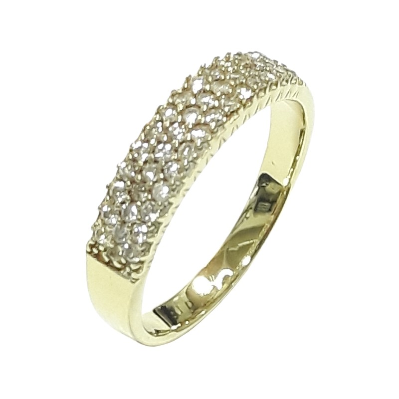 Anel Ouro 18k 10-2114279