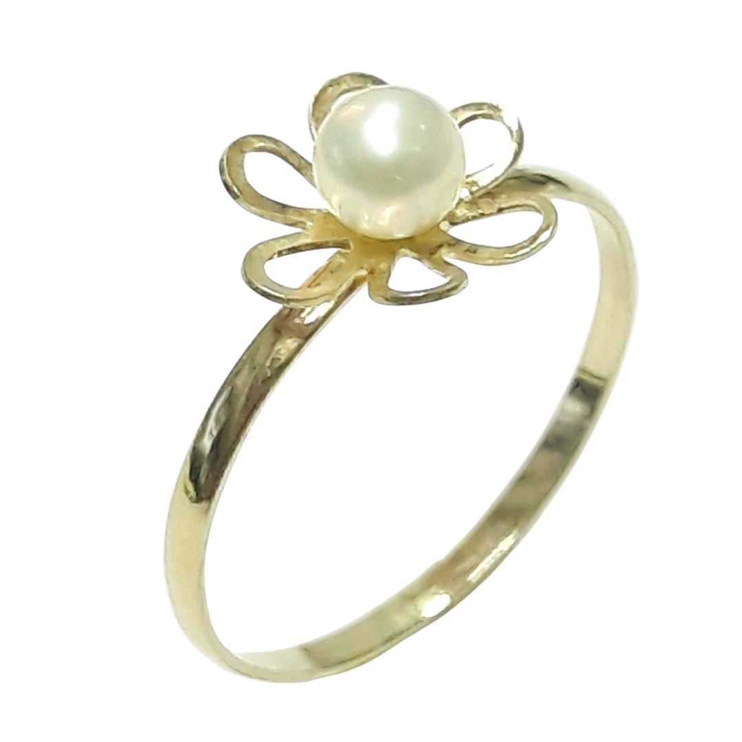 Anel Ouro 18k AN0670