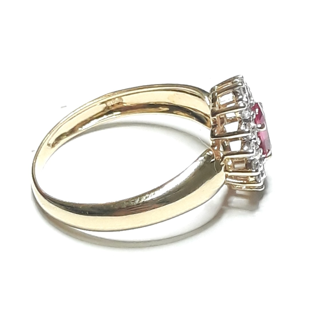 Anel Ouro 18k AN16338