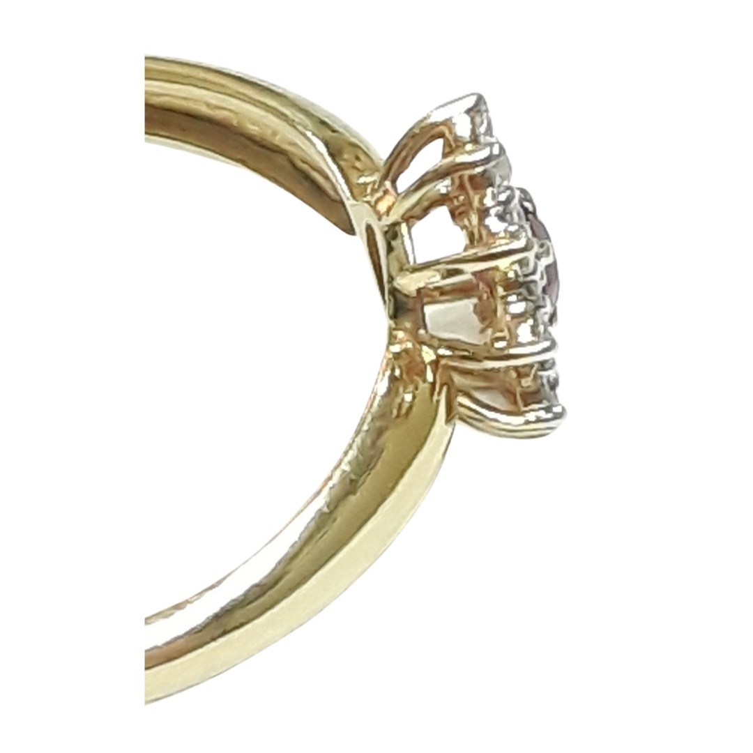 Anel Ouro 18k AN16599