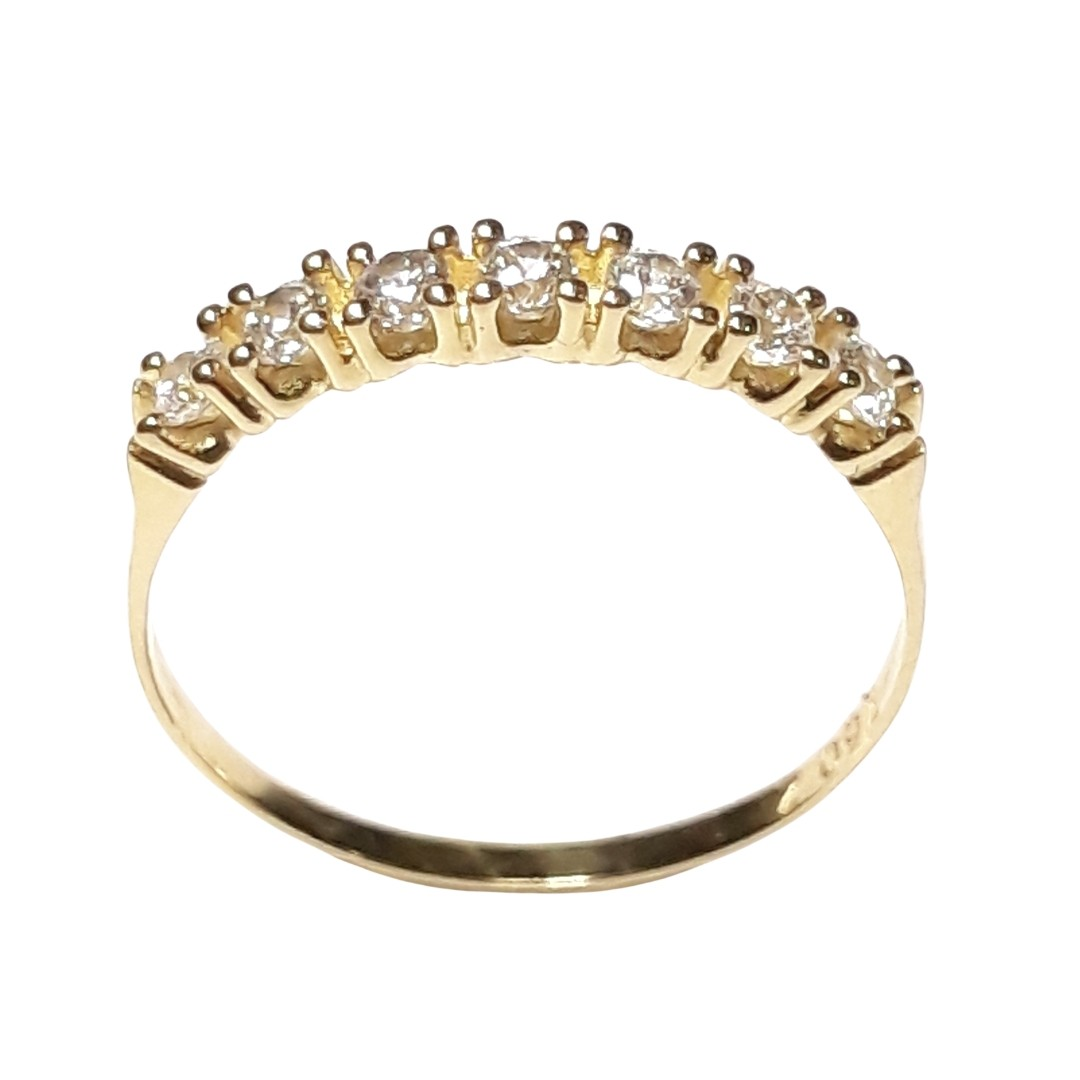 Anel Ouro 18k AN264 Z