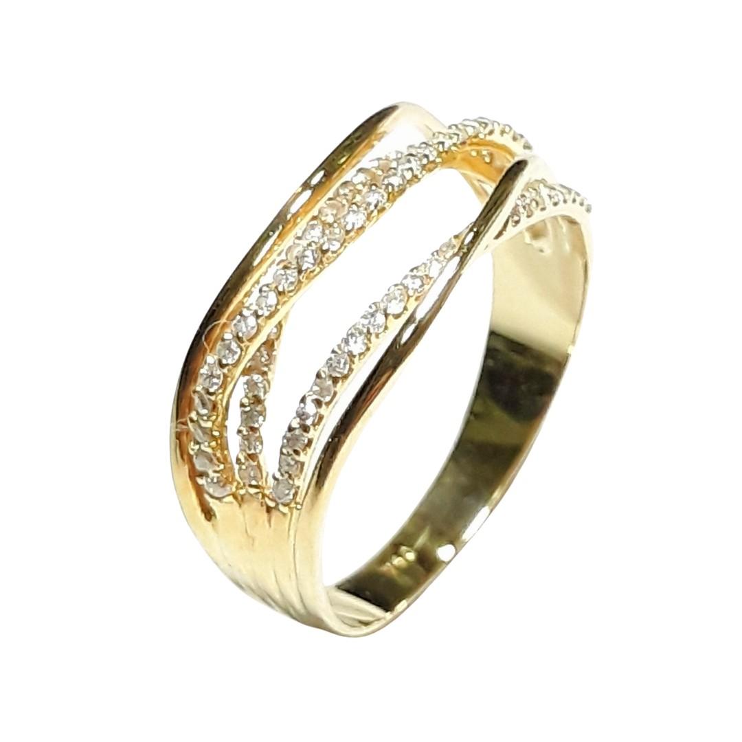 Anel Ouro 18k ANG 0121