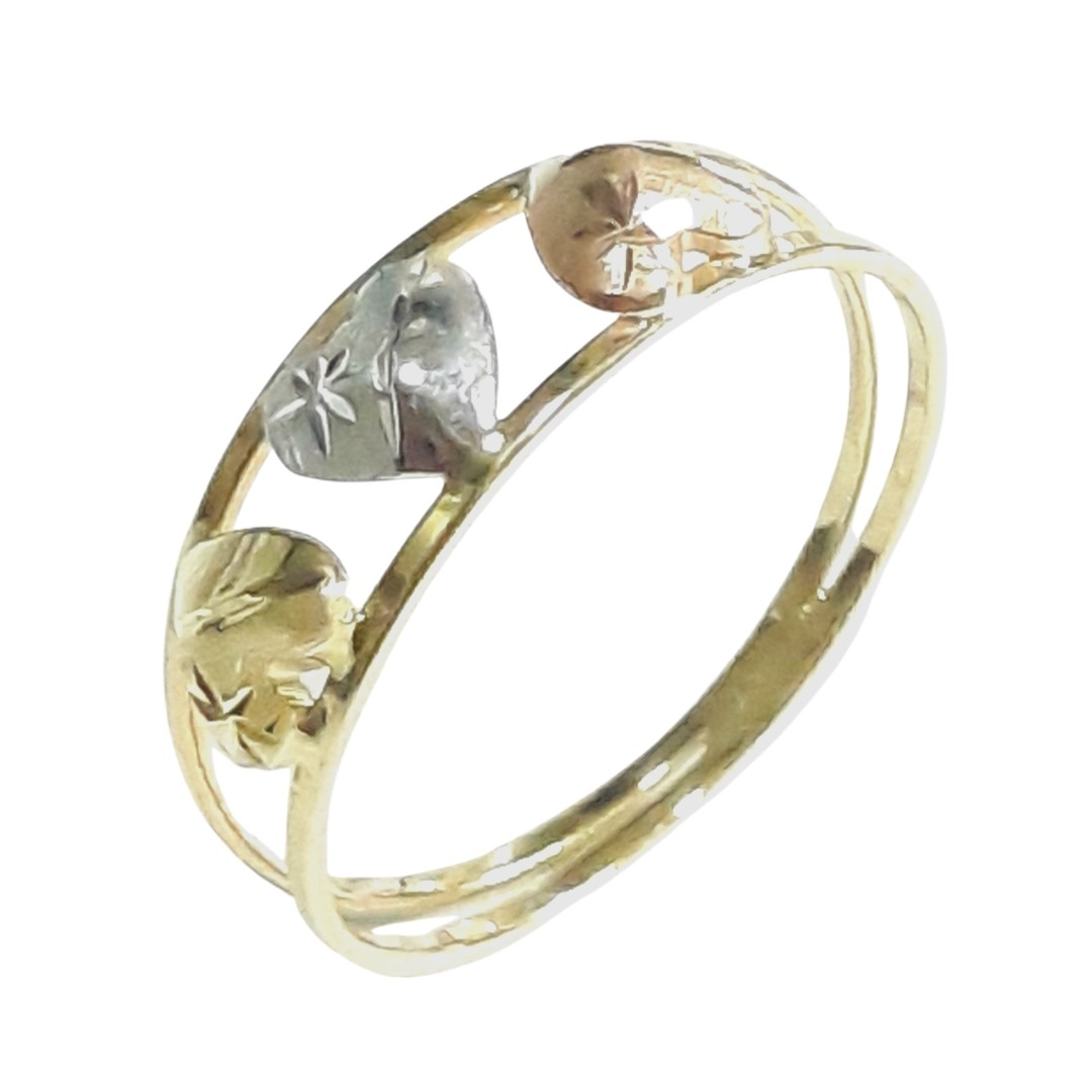 Anel Ouro 18k ANH057