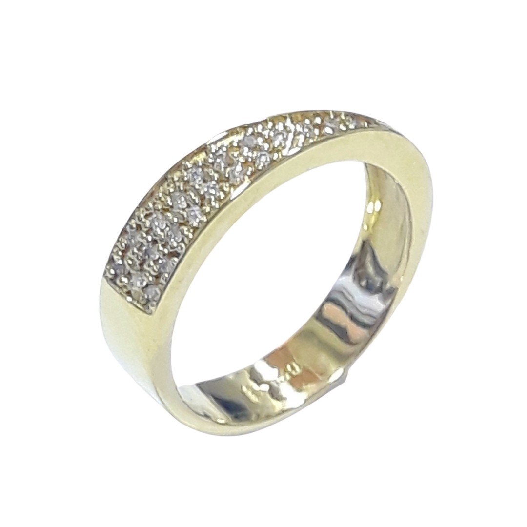 Anel Ouro 18k CA3303