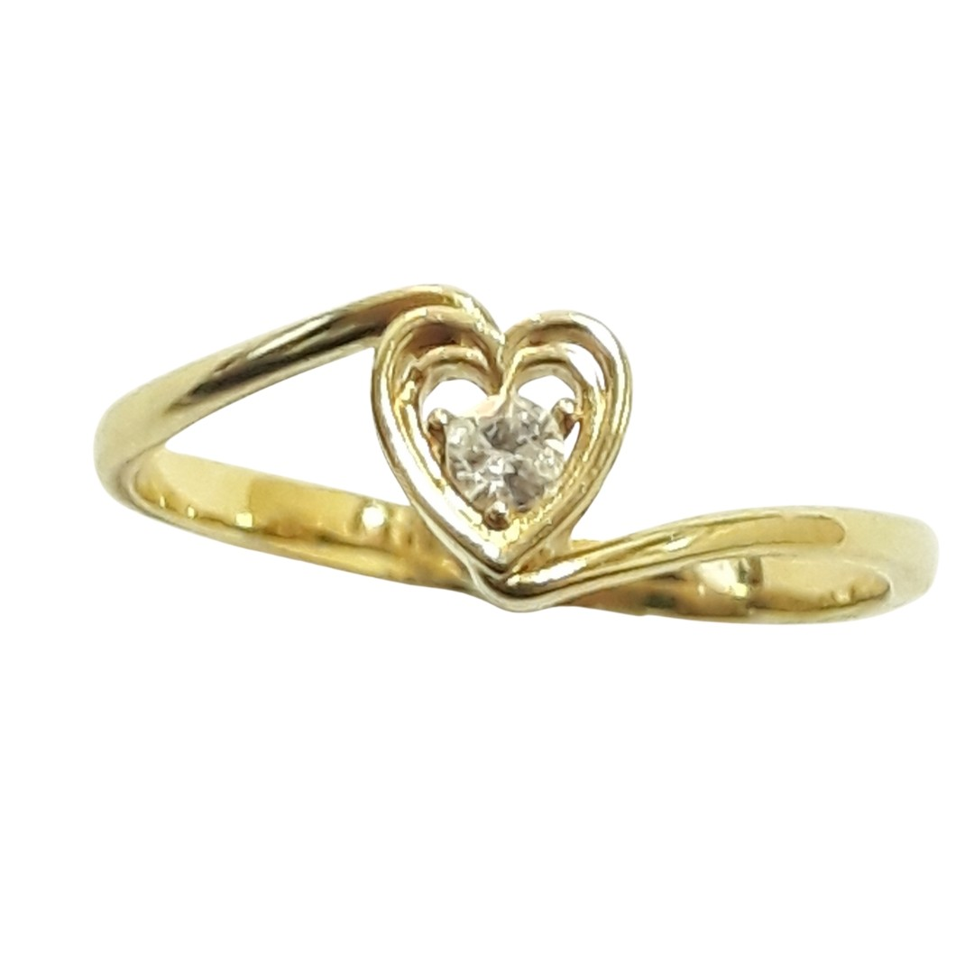 Anel Ouro 18k CAS0006