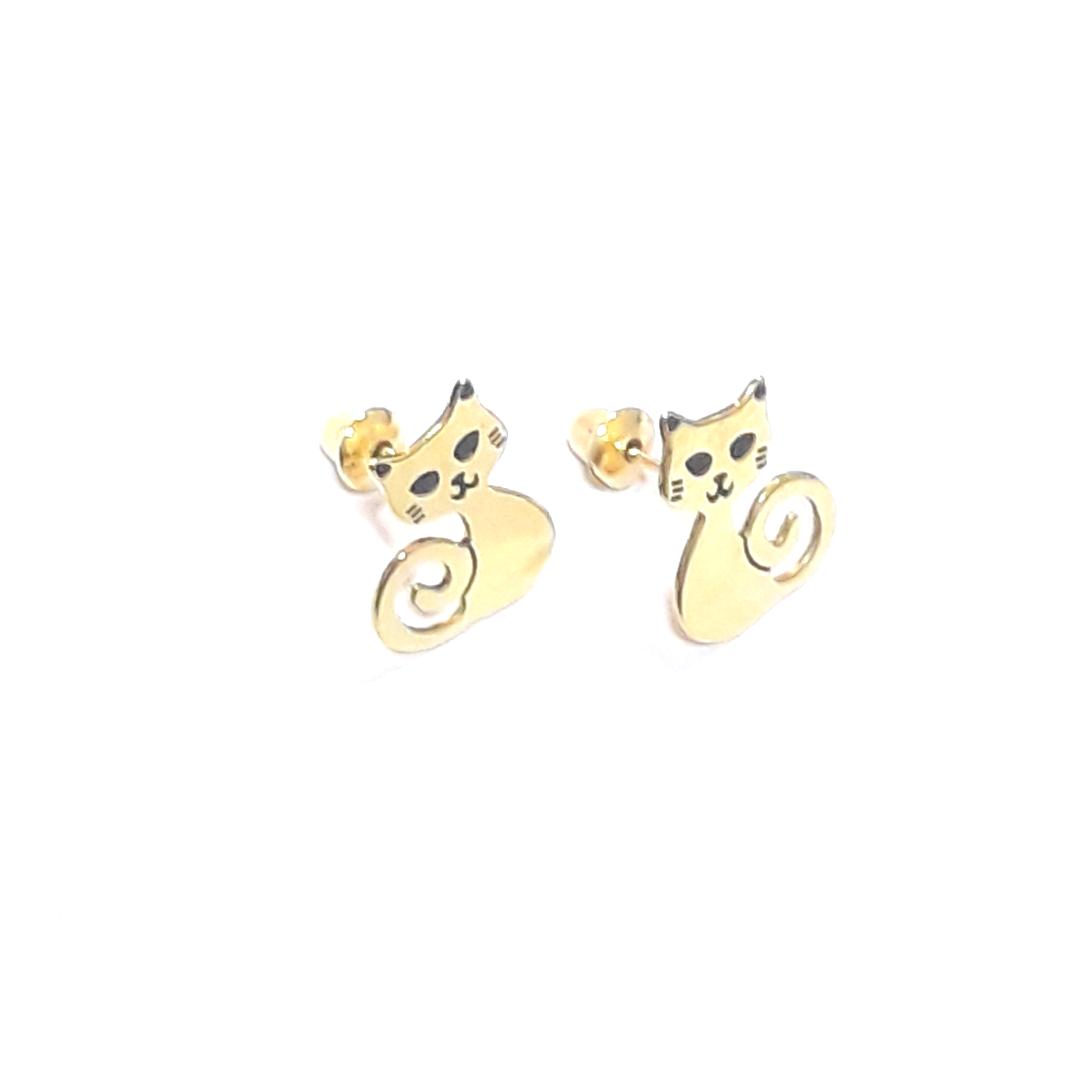 Brinco Ouro 18k 296