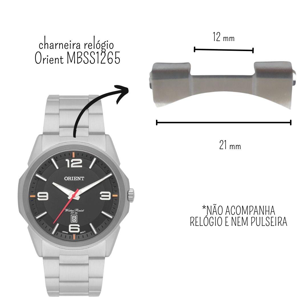 Charneira Relógio Orient MBSS1265