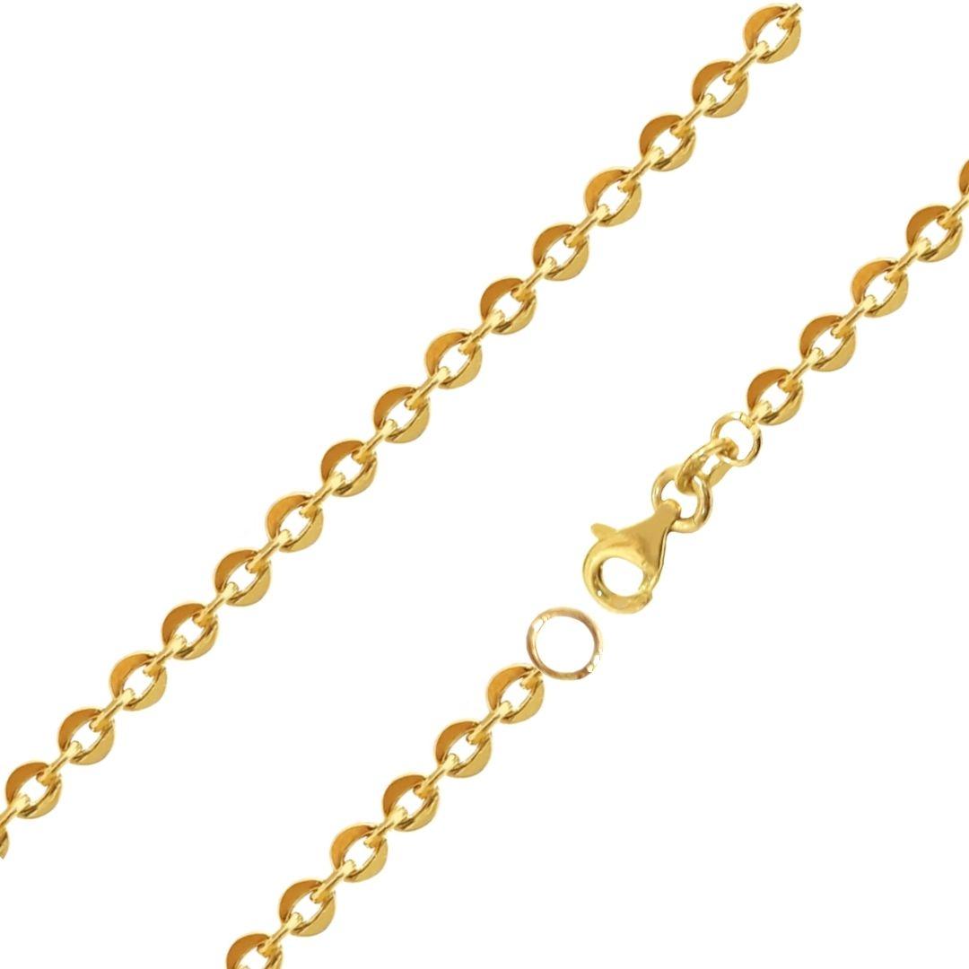 Corrente Ouro 18k Americana 005715