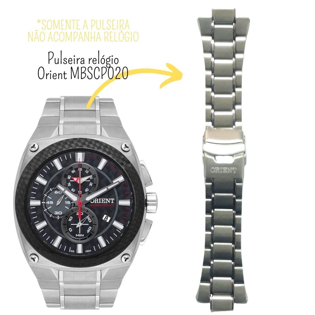 Pulseira Relógio Orient MTFTC001
