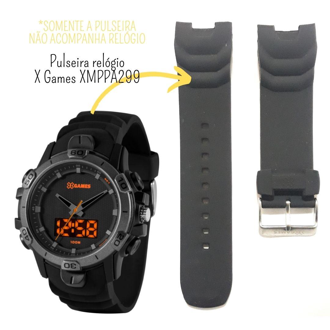 Pulseira Relógio X-Games XMPPA299