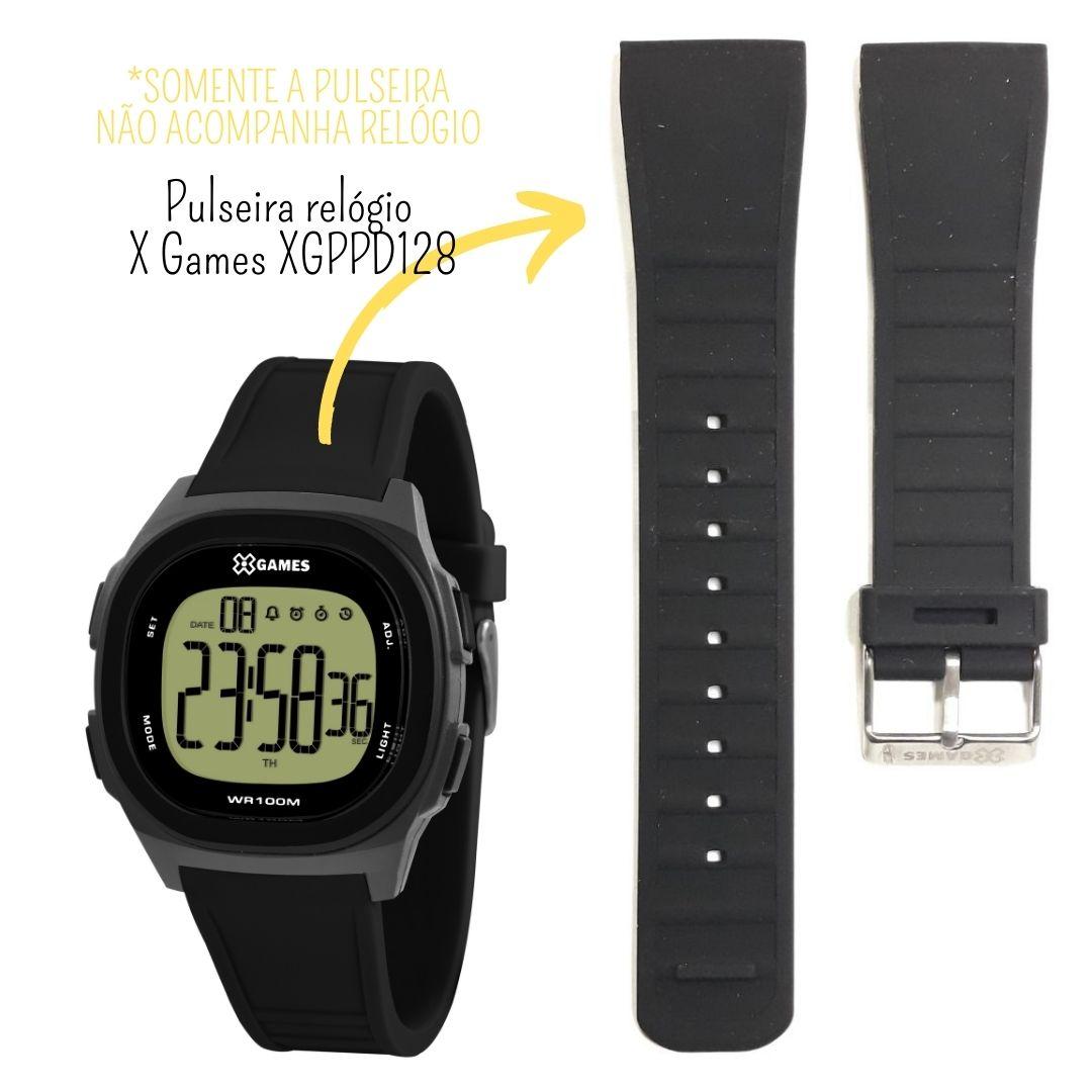 Pulseira Relógio X-Games XGPPD128